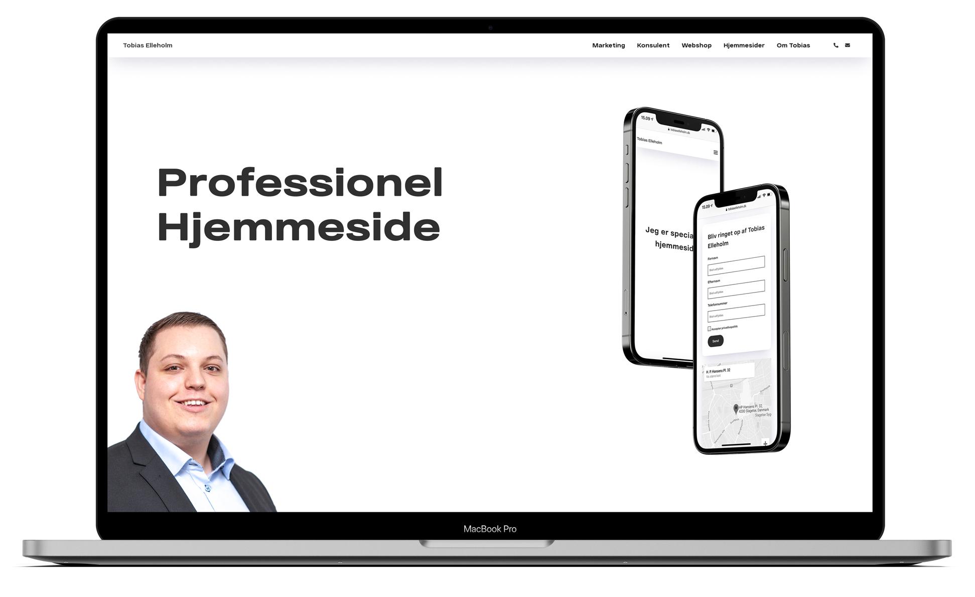 Professionel hjemmesider